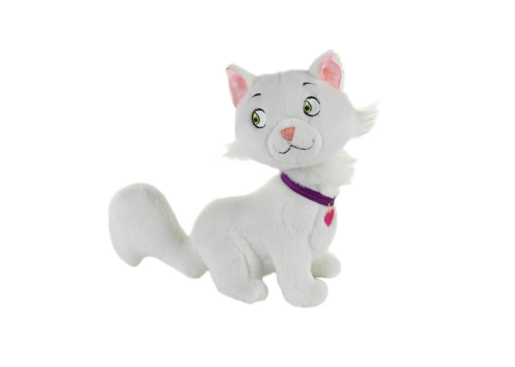Princess Coralie Plush cat