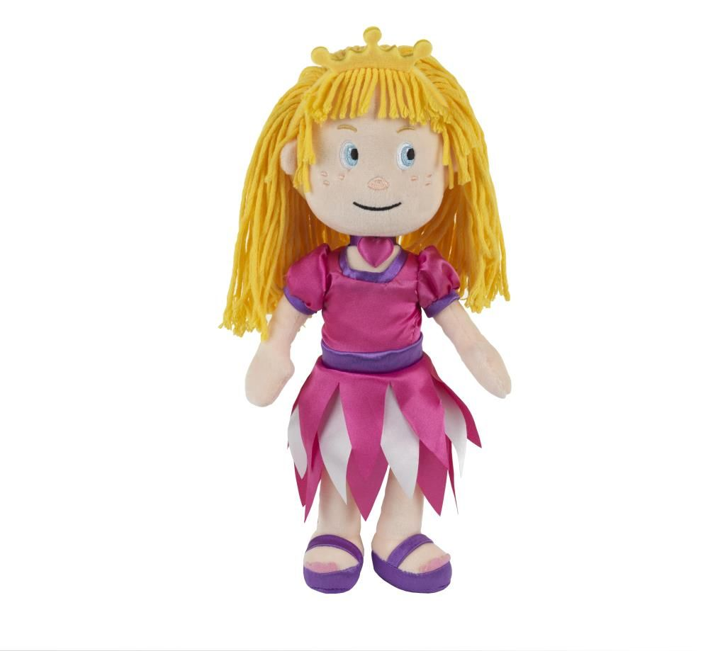Princess Coralie Plush toy