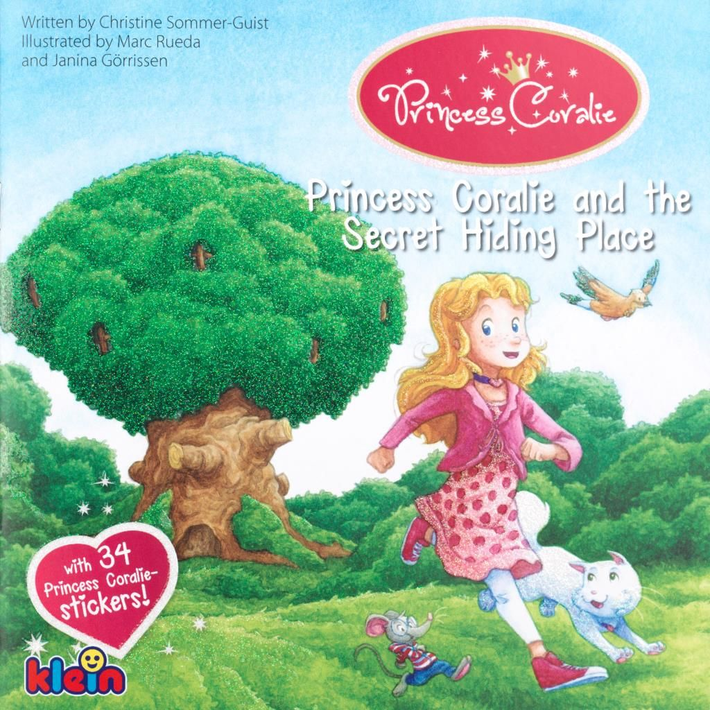 Princess Coralie and the hiding place